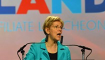 Elizabeth Warren: 'We will never build Donald Trump's stupid wall'