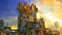 Disneyland's Tower of Terror will soon be a Guardians of the Galaxy ride