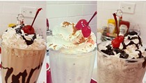 Date night win: Red Mug Diner offers a free milkshake with two movie ticket stubs