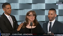 Pulse victim's mother asks for 'common-sense gun policies' at DNC