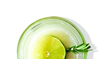 The good ol' gin and tonic gets the slushy treatment for summer