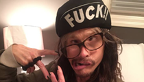 Steven Tyler is mad Disney edited his 'shocker' hand gesture from the Rock 'n' Roller Coaster