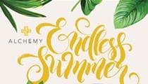 Alchemy Salon's Endless Summer pop-up takes over Orange Studio early next week