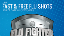 Fast & Free Flu Shots