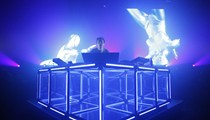 Flume showers House of Blues with unique beats