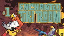 Marvel is taking on the Enchanted Tiki Room and the Orange Bird is joining in