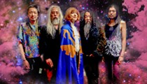 The legendary Acid Mothers Temple lead a psychedelic parade at Will's Pub