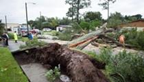 Orange County woman dies during Hurricane Matthew
