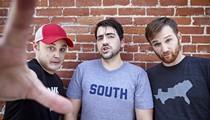 WellRED Comedy Tour brings Orlando Indie Comedy alum Trae Crowder back to the Improv