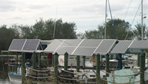 World's largest solar-powered boat sails Florida coast to rally against Amendment 1