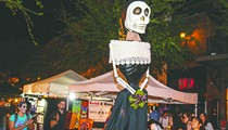 CityArts' Dia de los Muertos Monster Factory takes over 3rd Thursday with one fun block party