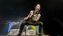 Trivium celebrate the end of their tour with a hometown show