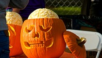AIGA sponsors a charity pumpkin carving contest at GUTS Orlando