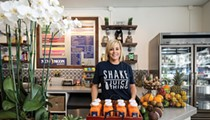 New Moon Market's downtown Orlando juice bar is now open