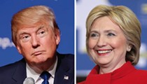 Clinton and Trump remain deadlocked in Florida