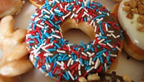 No, you don't need an 'I Voted' sticker to get a free #ElectionDay donut at Krispy Kreme