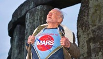 Buzz Aldrin among astronauts attending Heroes & Legends grand opening today