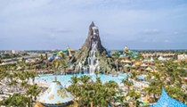 Universal Orlando's Volcano Bay closed early Sunday after guests complained of possible electric shocks