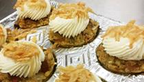 Jillycakes now taking orders for savory Thanksgiving cupcake