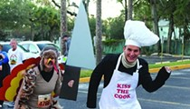 Get up early for the annual Turkey Trot to help raise money for senior services
