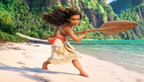 Sweet, funny, exciting and moving, 'Moana' is a transcendent experience