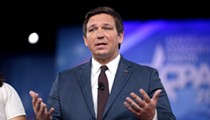 Florida Gov. Ron DeSantis thinks it'd be a good idea to hold a separate election for proposed constitutional amendments
