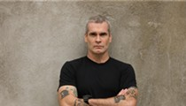 Punk icon Henry Rollins talks at Plaza Live this weekend