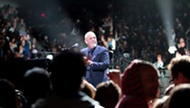 Piano Man Billy Joel returns to Orlando to softly rock the Amway Center