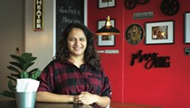 Chef-owners Jasmeet Kaur and Pooja Patel of Forever Naan keep their food bold, spicy and authentic