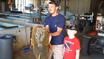 Florida man sets new record by catching a 69-pound catfish