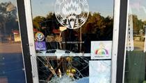 Someone broke into the Owl's Attic in Audubon Park last night