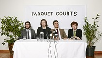 Parquet Courts make their Orlando debut at the Social