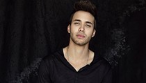 Prince Royce headlines Wall Street Plaza's celebration of MLS All-Star skills challenge