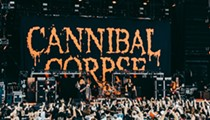 Cannibal Corpse will end 2019 tour with only one Florida show