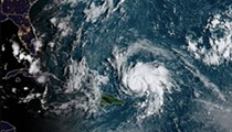 Hurricane Dorian now projected to hit Florida as a Category 4 storm