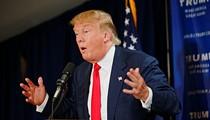 Trump cancels Poland trip as Dorian approaches Florida