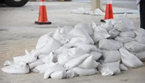Orange County Government now offering swank, pre-filled sandbags at distribution sites