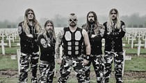 Swedish power-metal stars and history buffs Sabaton to play Central Florida in October