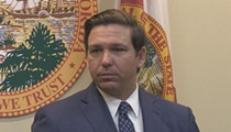 Florida Gov. Ron DeSantis says the federal government should pay up for Hurricane Dorian prep