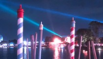 Misty-eyed masses lined the World Showcase lagoon to say goodbye to Epcot's 'IllumiNations: Reflections of Earth'