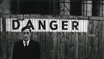 Mills Gallery to feature later 'shotgun paintings' of writer and counterculture icon William Burroughs