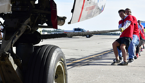 Plane pull competition to fund-raise for Special Olympics Florida