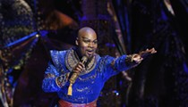 'Aladdin' lets a terrific trio of leading performers shine at the Dr. Phillips Center