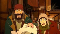 'Tokyo Godfathers,' a heartfelt masterpiece with a new English dub, screens Monday in Orlando