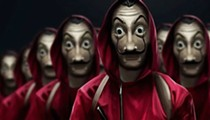 In 'Money Heist: Part 4,' the world's favorite bank robbers are back, plus 8 more streaming premieres this week
