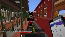 Minecraft and Disney World collide in Imaginears Club, a high-tech substitute for visiting the attractions IRL