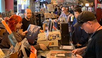 New music doc 'Vinyl Nation' screens one night only and benefits indie record stores like Orlando's Park Ave CDs