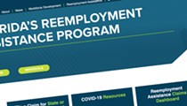 Florida's unemployment system has been breached