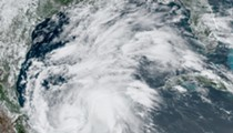 Cristobal forms in the Gulf, bringing increased chances of rain to Central Florida just as hurricane season begins