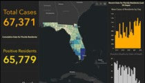 Florida coronavirus infections continue rising, with 1,371 new cases reported Wednesday